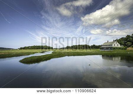 Marsh House - Essex, MA