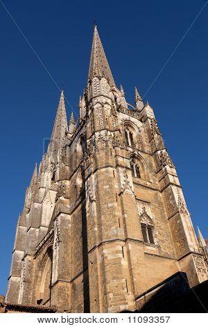 Cathedral Of Bayona