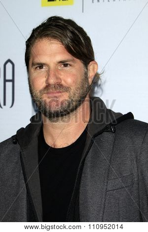 LOS ANGELES - DEC 4:  Jonathan Liebesman at the he Shannara Chronicles at the iPic Theaters on December 4, 2015 in Los Angeles, CA