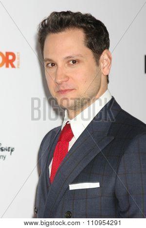 LOS ANGELES - DEC 6:  Matt McGorry at the TrevorLIVE Gala at the Hollywood Palladium on December 6, 2015 in Los Angeles, CA