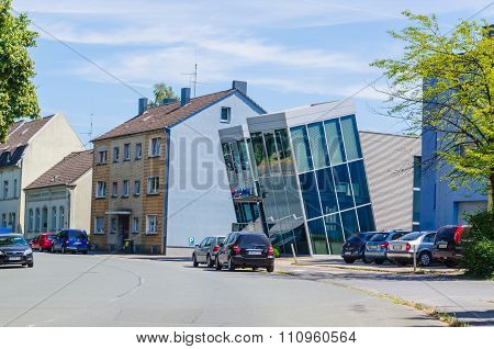 Modern Facades Architecture