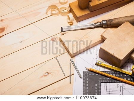 Carpentry.