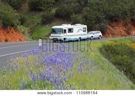 California Motorhome