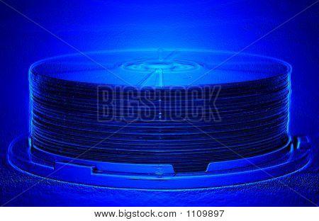 Blue Disc