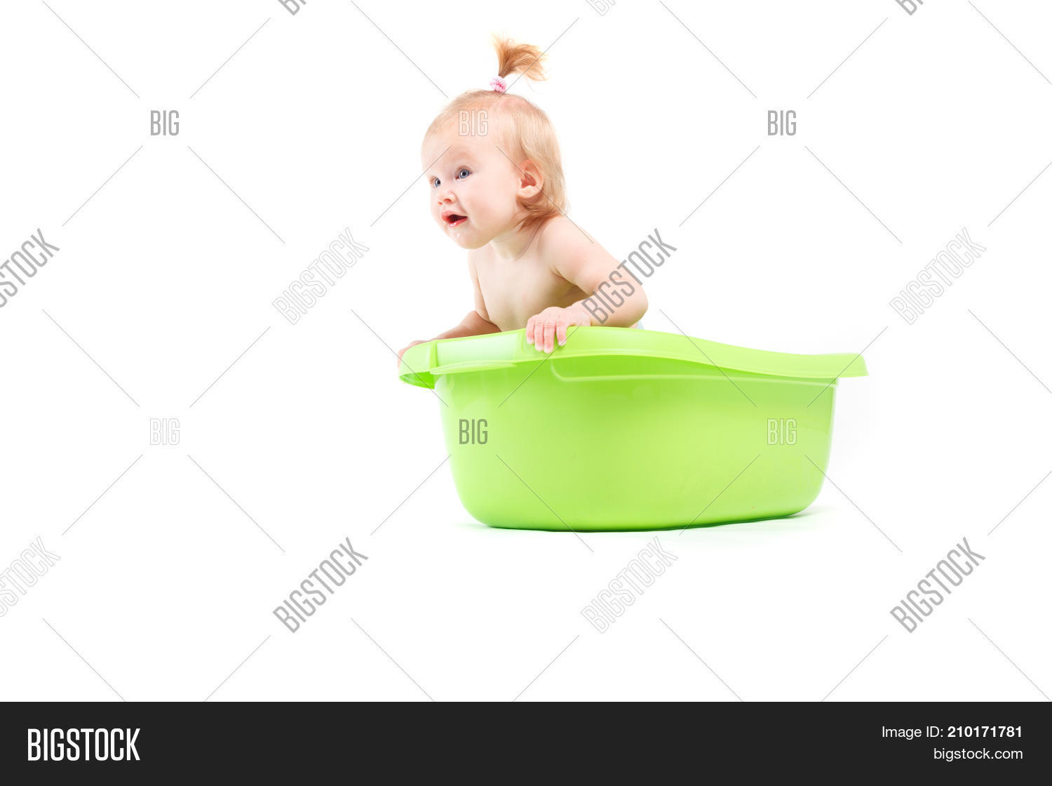 Pretty Cute Baby Girl Image & Photo (Free Trial) | Bigstock