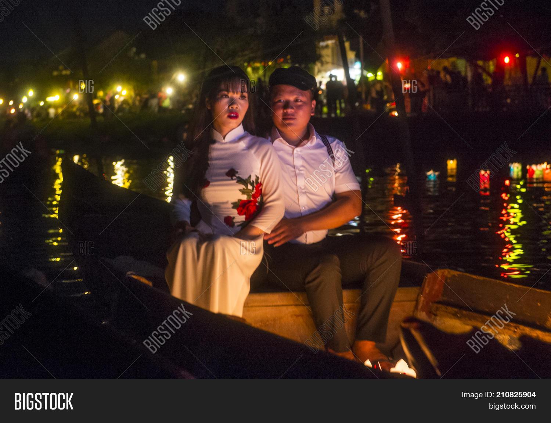 Hoi Vietnam Oct 04 Image Photo Free Trial Bigstock