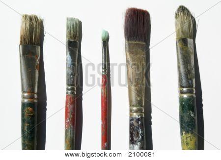 Artist Brushes 02