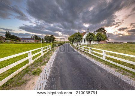 Countryside Aduarderzijl
