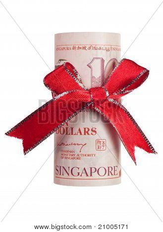 Singapore Money Gift
