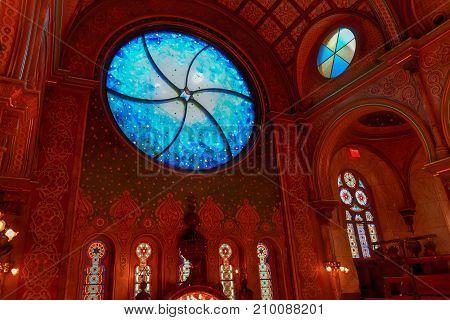 Eldridge Street Synagogue - New York City