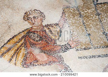 Old Roman Mosaics