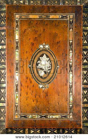 Retro Wooden Box