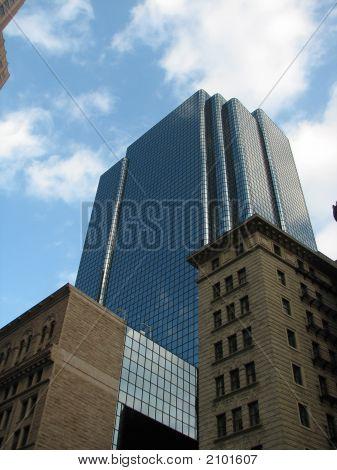 Downtown Boston Skyscraper