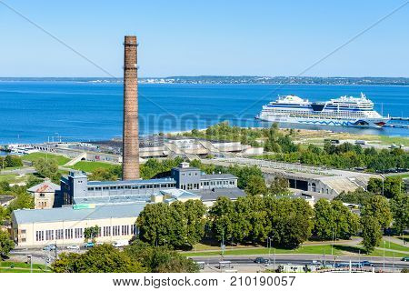 Historical Centre Of Tallinn, Estonia