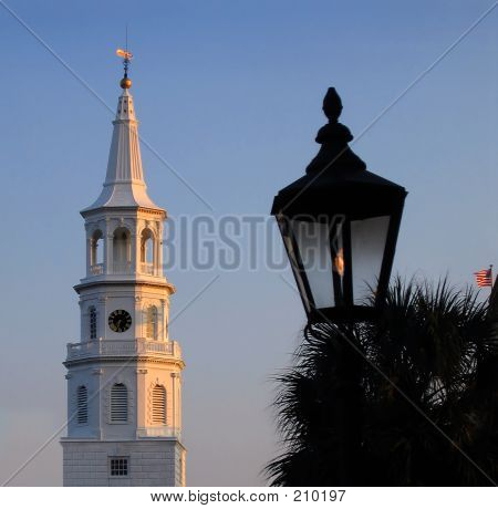 Charleston Scene