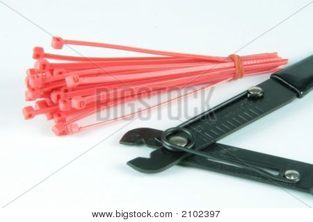 Cable Tie And Cutter