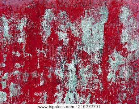 Old concrete grunge red wall textured royalty free photostock photos