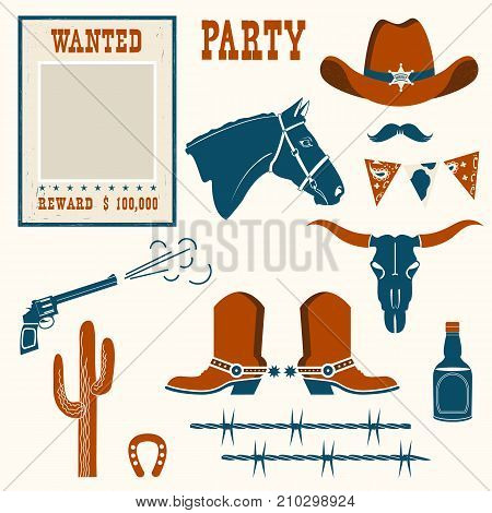 Wild West Stuff For Cowboy Party