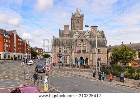 Architecture Of Dublin, Ireland
