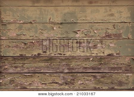 Distressed Wood Plank Texture