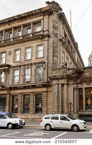 Architecture Of Glasgow, Scotland