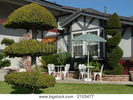 Elegant Yard