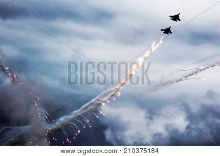 Airshow In The City, Outdoor