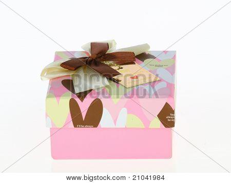 Gift Pink Box