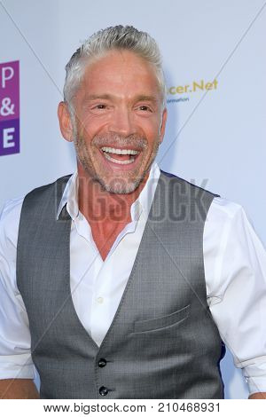 Dave Koz arrives at the taping of