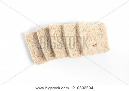 Wholemeal Bread Sliced