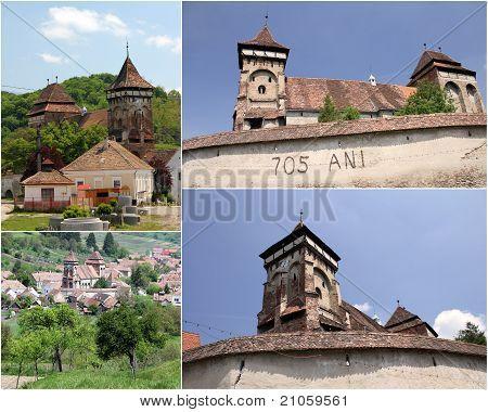 Fortified Church - Valea Viilor