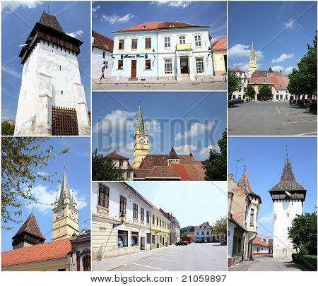 Medieval City - Medias, Romania