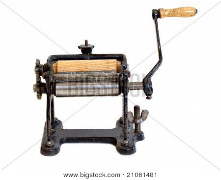 Antique Pasta Machine