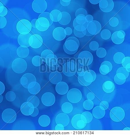 Interconnect  Telecom mobile  business  blue texture balloons circle bokeh