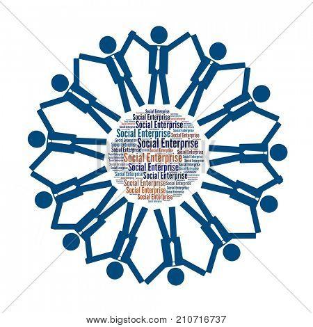 Social Enterprise concept