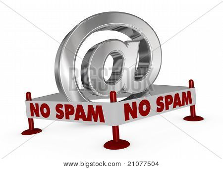 No Spam Protection