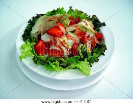 Strawberry Salad Dessert