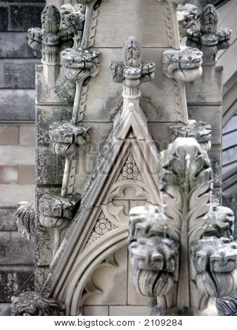 Grotesque At The Washington National Cathedral