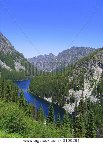 Mountain Top Lake