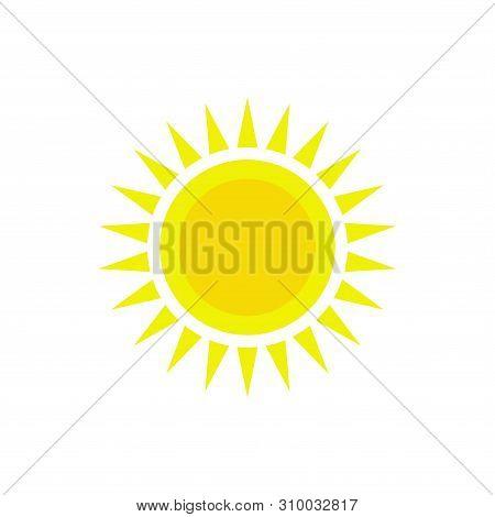 Sun Icon. Sun Collection Logo Icon Vector. Sun Star Collection, Sun Icon Logo. Sun Icon. Sun Logo. S