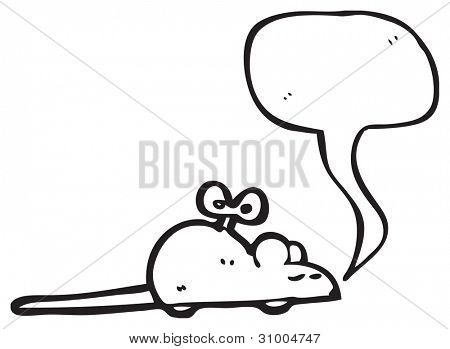 wind up mouse cartoon poster