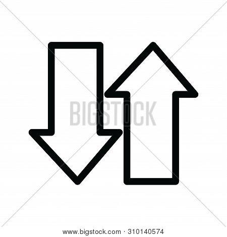 Up Down Arrow Icon, Up Down Arrow Icon Eps10, Up Down Arrow Icon Vector, Up Down Arrow Icon Eps, Up