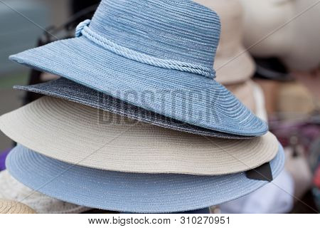 Summer Women's Hats To Choose From