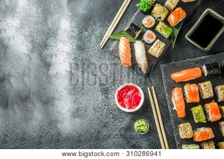 Different Sushi Mixed Set