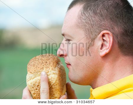 Smell Of Bread