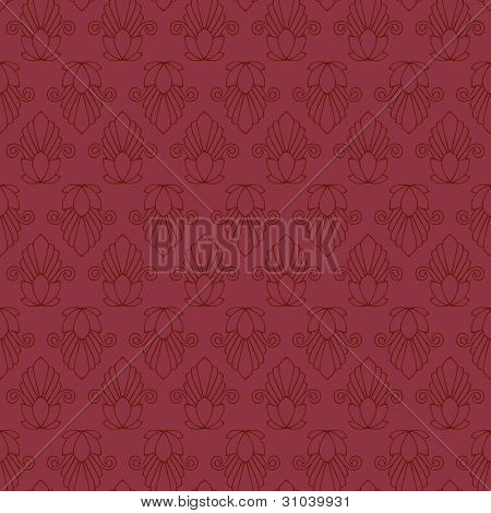 Seamless Deco Pattern