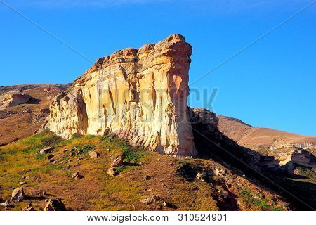 Golden Gate National Park In South Africa