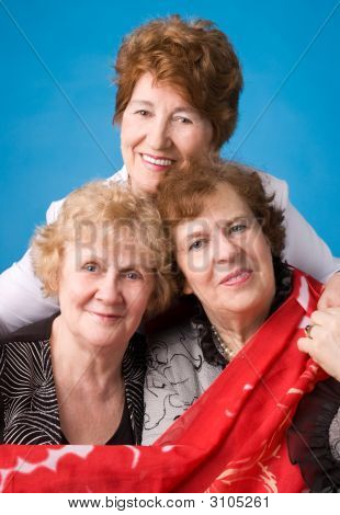 Three Grandmothers.