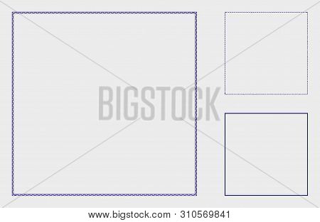 Mesh Square Frame Vector & Photo (Free Trial) | Bigstock