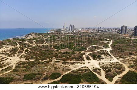Givat Olga Hadera District On The Shores Of The Mediterranean Sea Israel